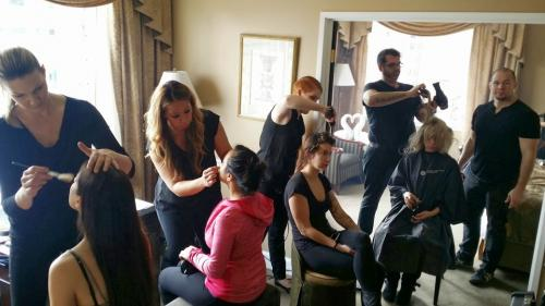 Dosha Creative Team, Photoshoot at Benson Hotel