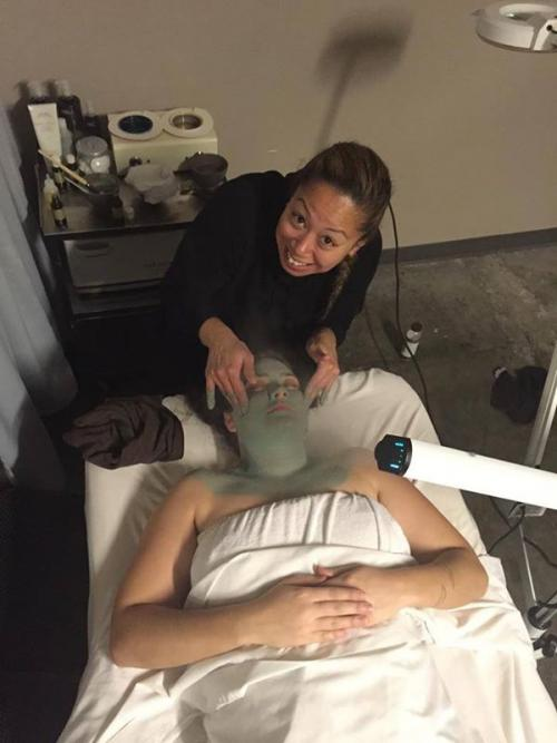 Facials at Dosha