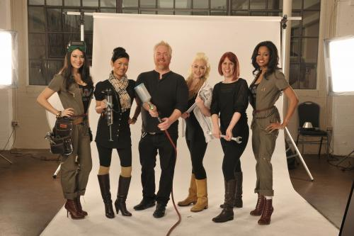 Western Star Photoshoot, Dosha Creative Team, models, stylists
