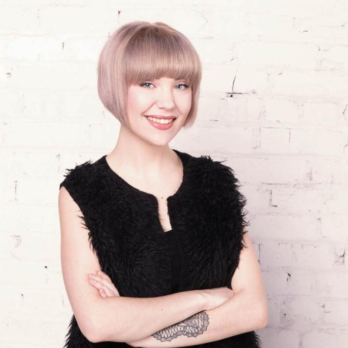 Dosha Salon Spa Stylist Erika Lantz