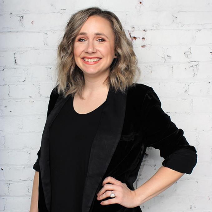Dosha Salon Spa Master Stylist Heather Crimmins
